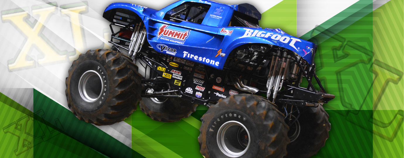 CONTEST: Win tickets to Monster Trucks XL!