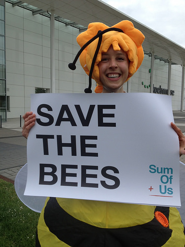 Bees? Beads? Bees? BZZZZZZZZZZ! [VIDEO]