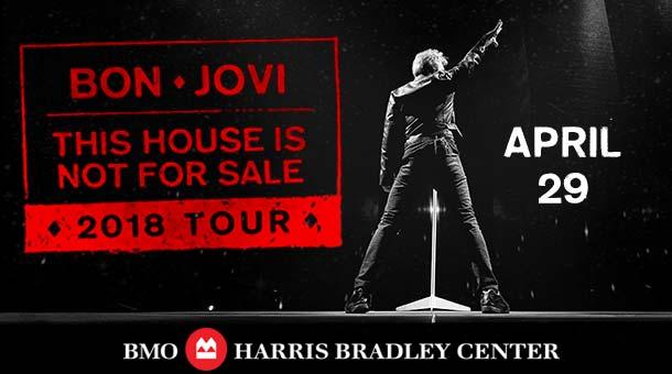CONTEST: Win LAST CHANCE Bon Jovi Tickets!