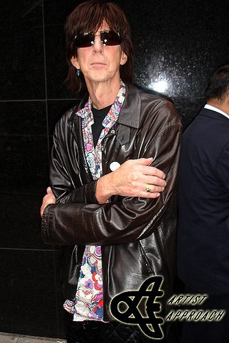 Apparently The Cars' Ric Ocasek and Paulina Porizkova Have Been Separated For a Year