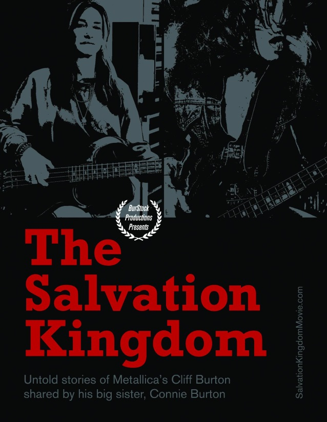 The Salvation Kingdom: New Movie About The Untold Life of Late Metallica Bassist Cliff Burton [FULL VIDEO]