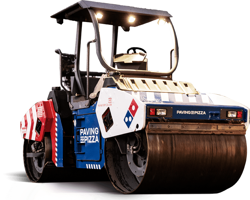 Domino's is Paving Roads. Here's What Other Companies Can Do for Us.