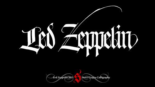 Led Zeppelin is for the Birds