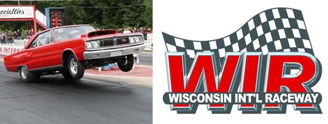 CONTEST: Dragstrip Special – Wisconsin International Raceway