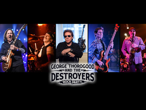 CONTEST: George Thorogood at Waterfest