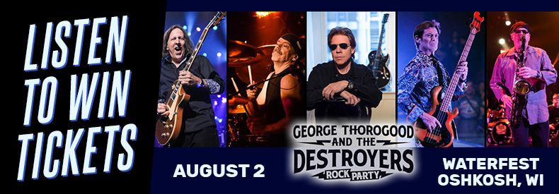 Feature: http://www.wapl.com/contest-george-thorogood-at-waterfest/