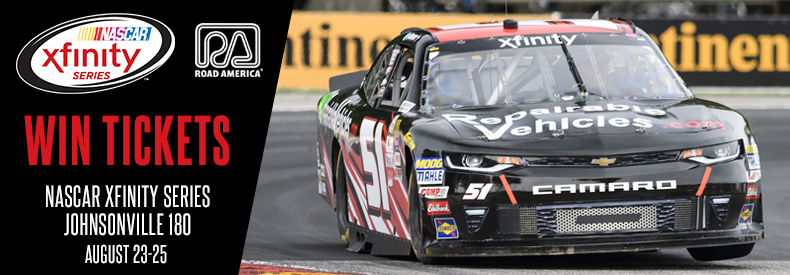 Feature: http://www.wapl.com/contest-nascar-xfinity-series-at-road-america/