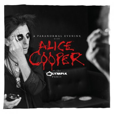 "CONTEST: ""A Paranormal Evening with Alice Cooper"""