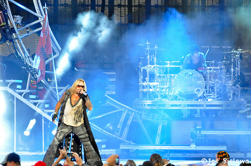 Motley Crue Back in the Studio?