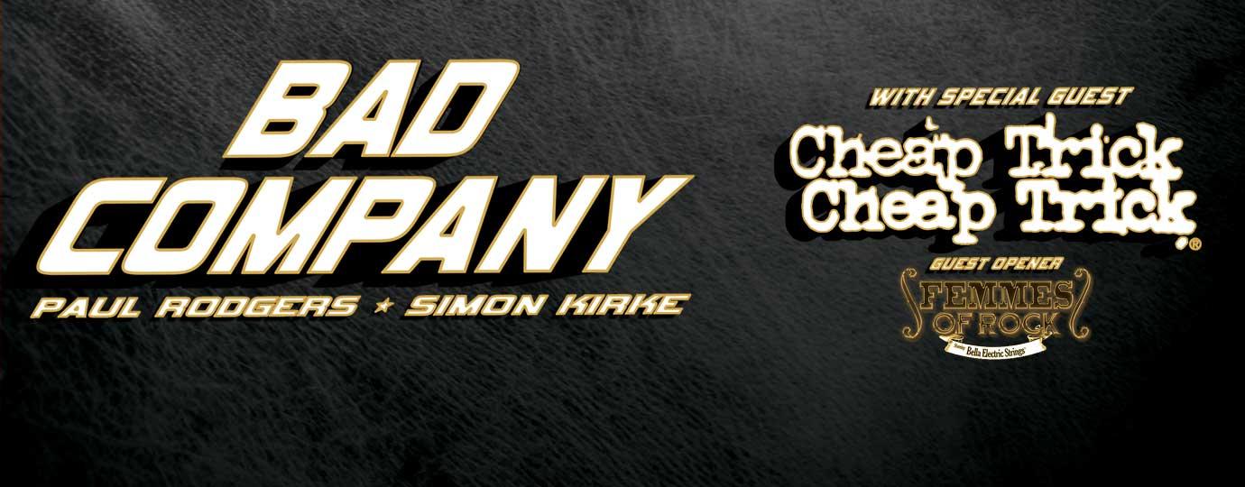 CONTEST: Bad Company & Cheap Trick
