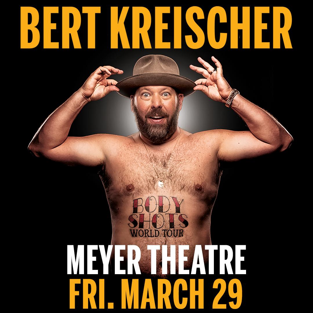 CONTEST: Bert Kreischer | Beat the Box Office