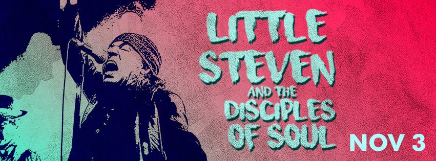 CONTEST: Little Steven & the Disciples of Soul