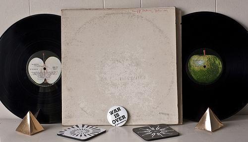 The Beatles' White Album 50th Anniversary Today [VIDEO]