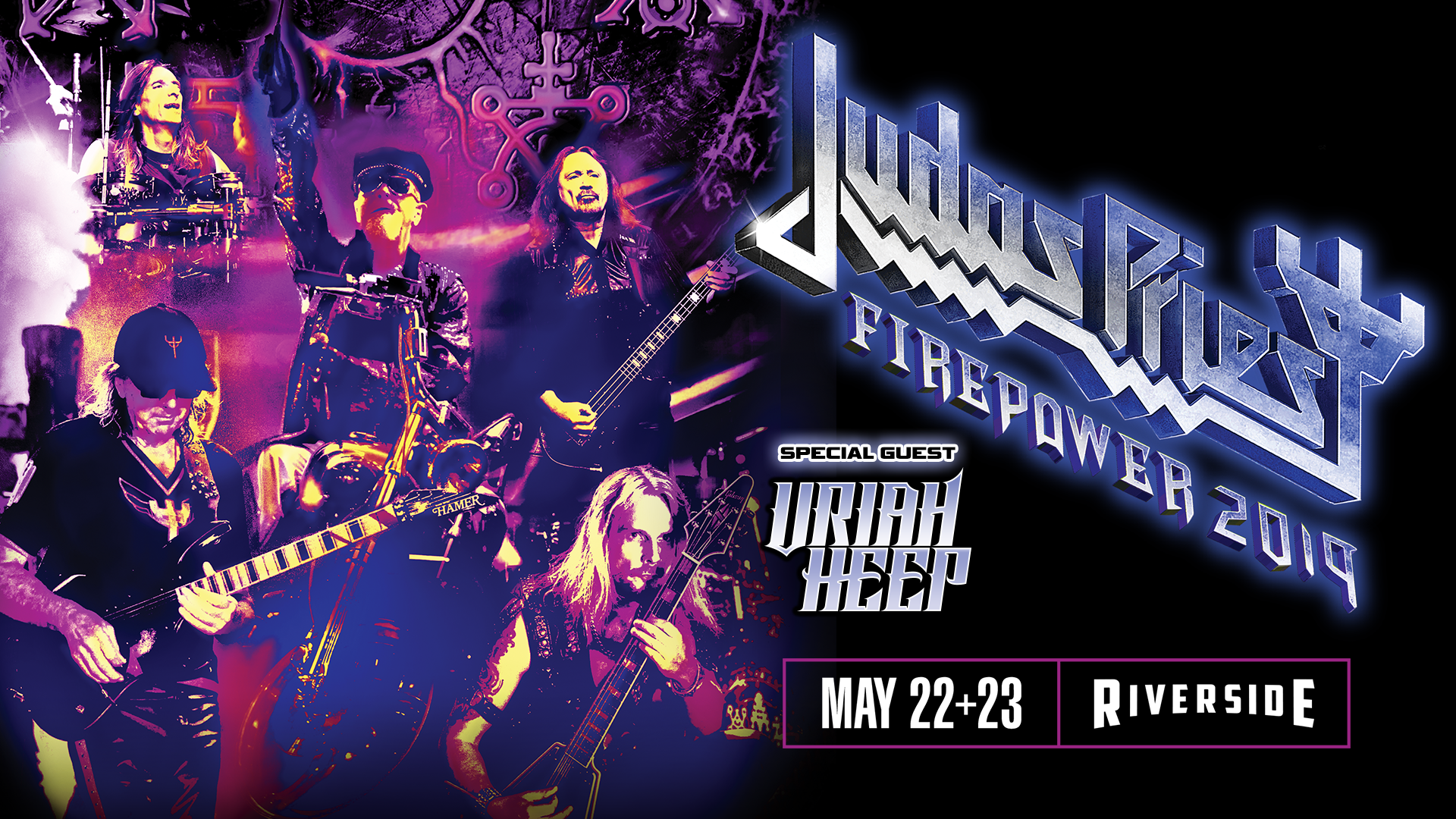 CONTEST: Judas Priest in Milwaukee