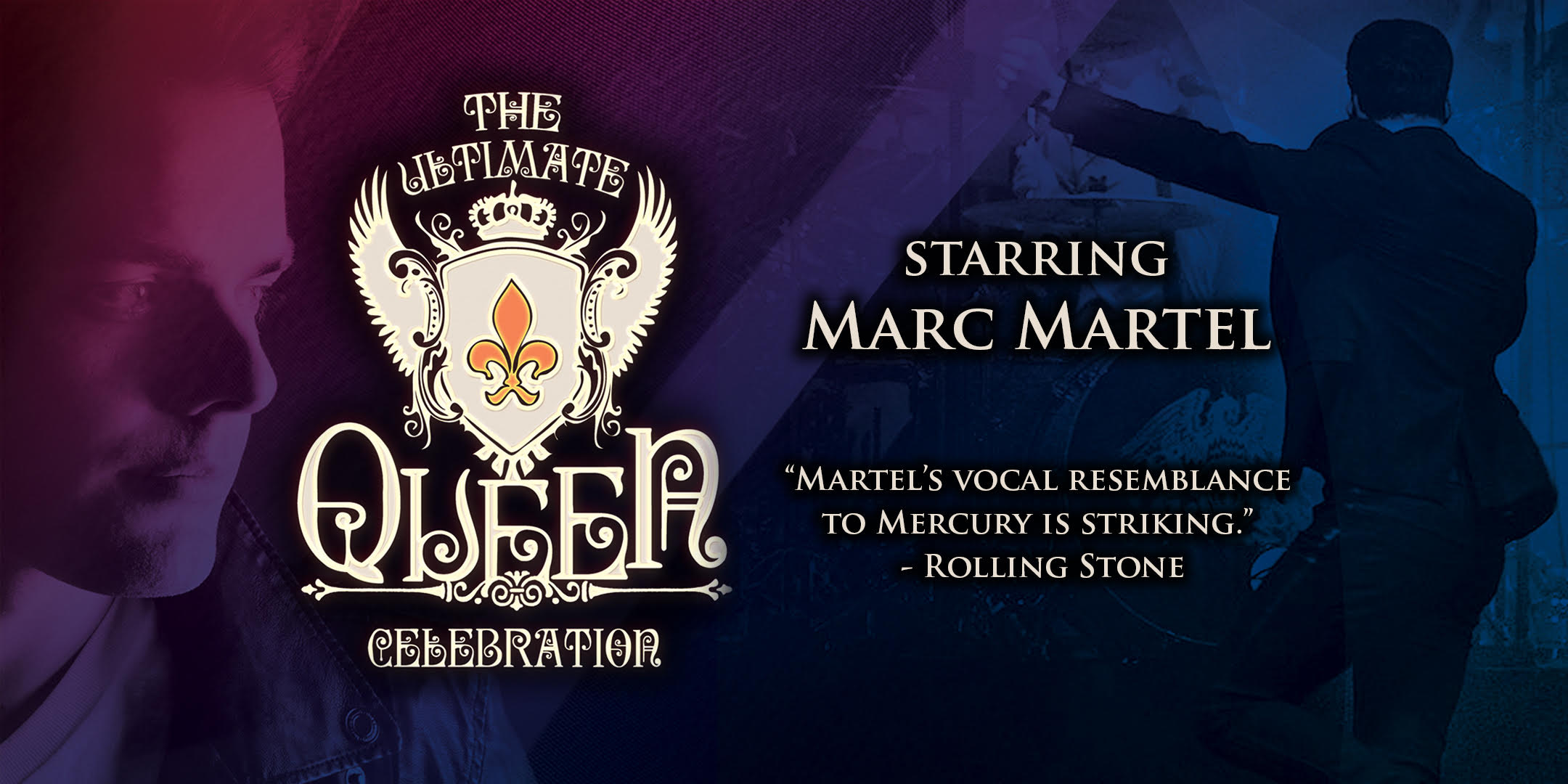 CONTEST: The Ultimate Queen Celebration starring Marc Martel