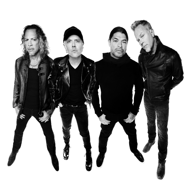 Metallica is Releasing a Live Acoustic Album