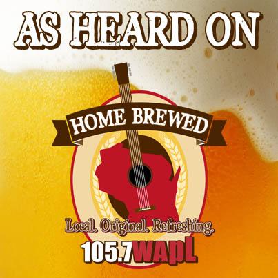 WAPL Home Brewed - SET LIST - 12.8.18