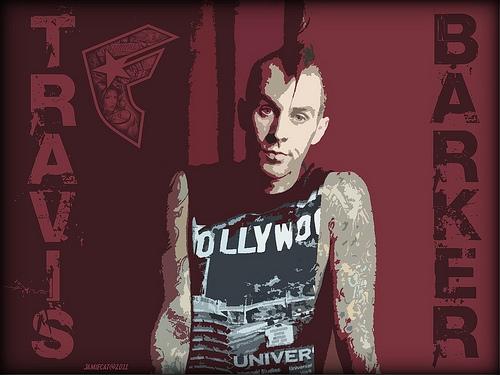 Blink 182 Drummer Travis Barker is Back In the Hospital Battling Blood Clots