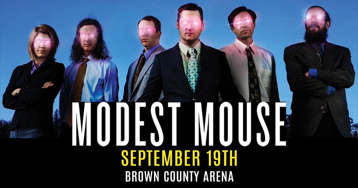 CONTEST: Modest Mouse