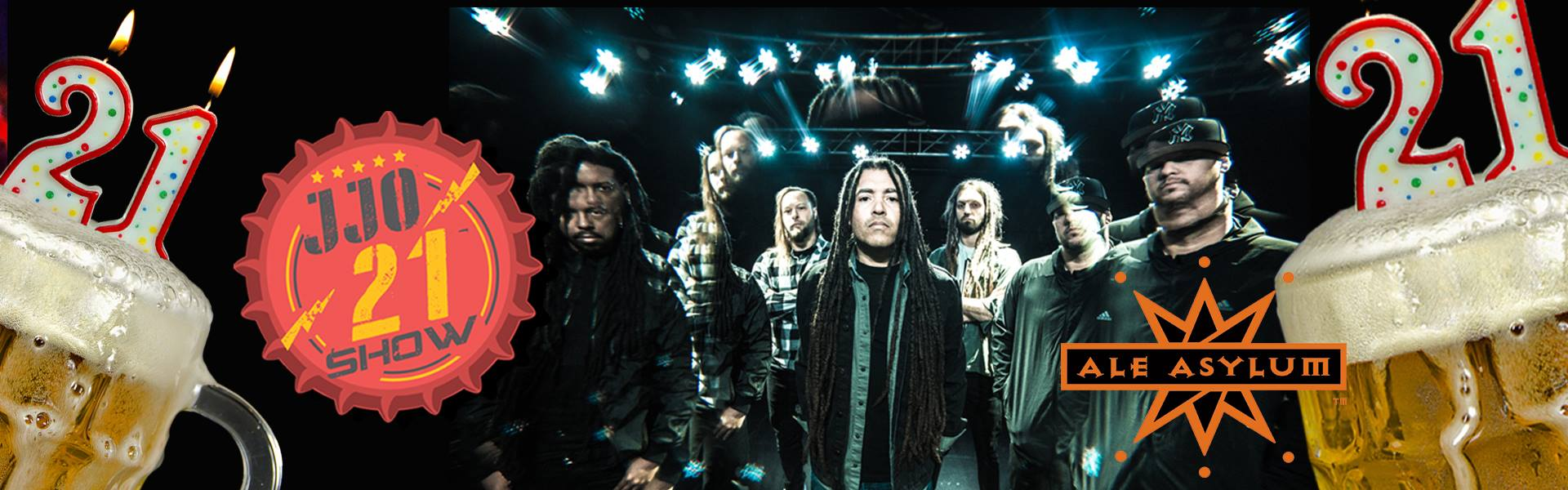 CONTEST: JJO 21 Show featuring Nonpoint