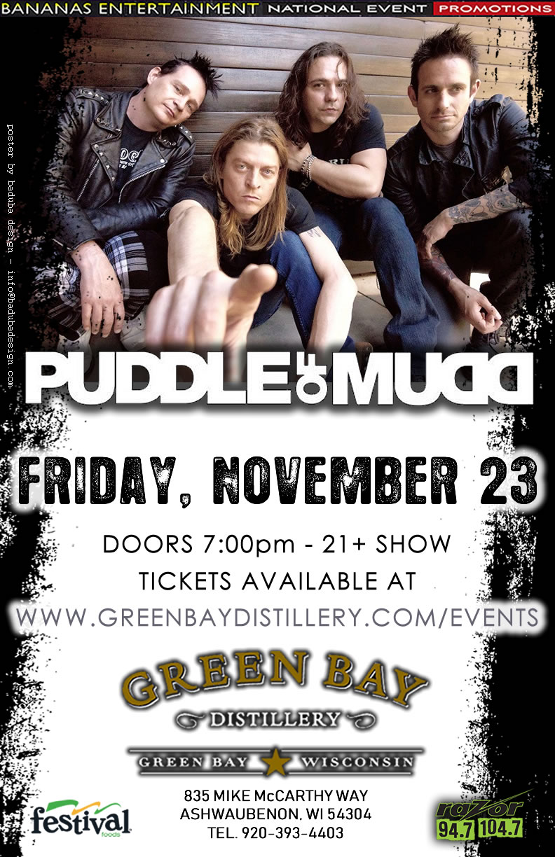Puddle of Mudd | Razor 94 7 104 7 - The Cutting Edge of Rock