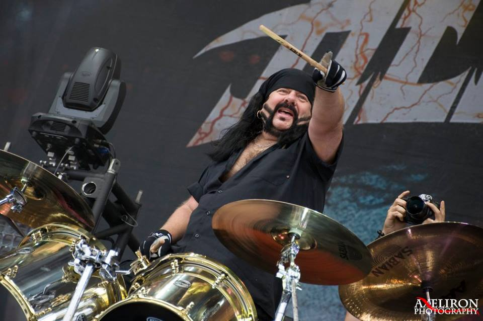 HellYeah Did NOT Replace Vinnie Paul; Band Dispels Rumor
