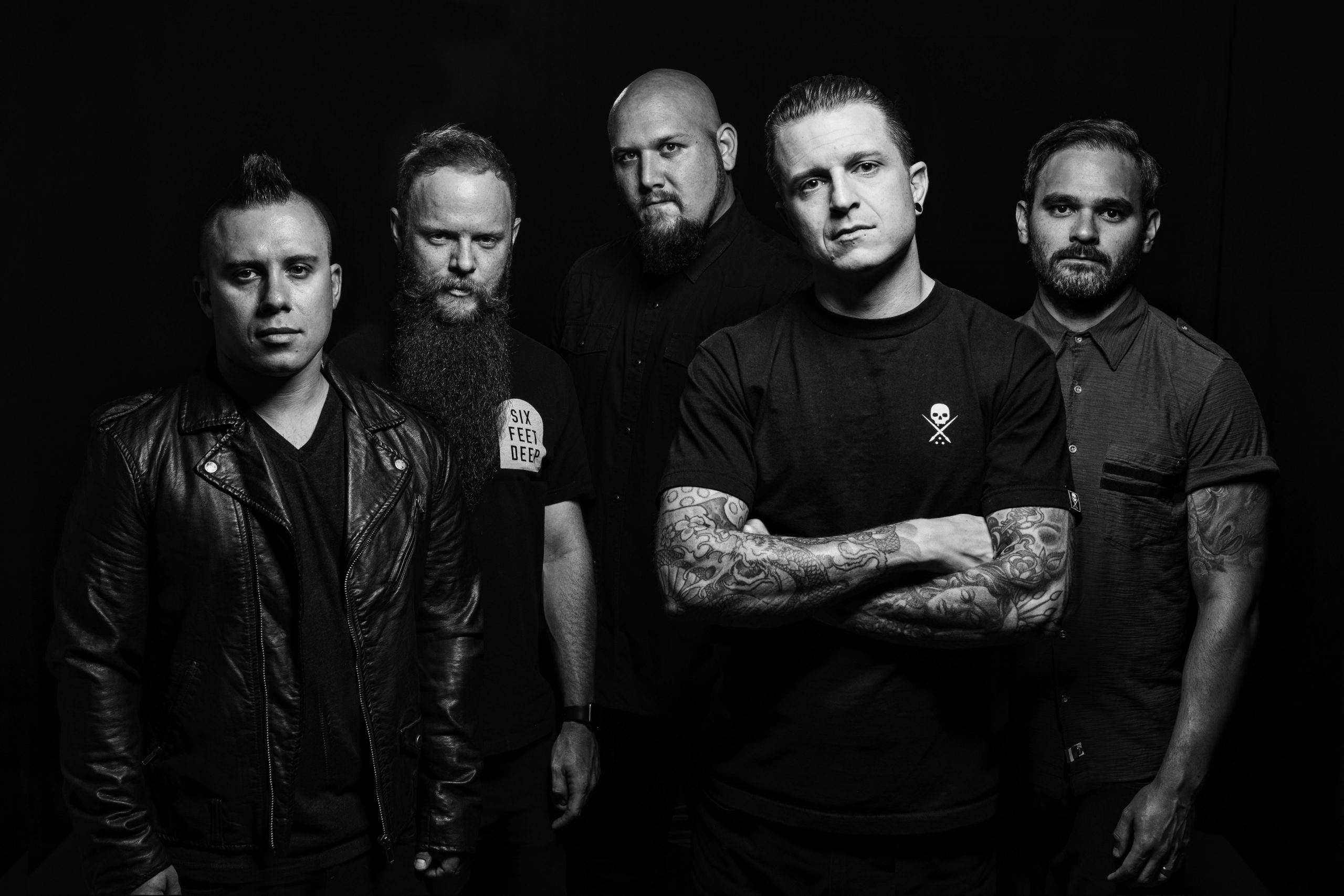 Atreyu Release Not One but Two New Songs And New Album Details [Video]