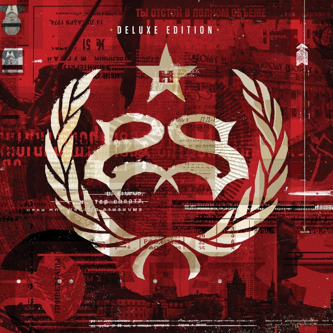 Stone Sour Release Deluxe Edition of 'Hydrograd'