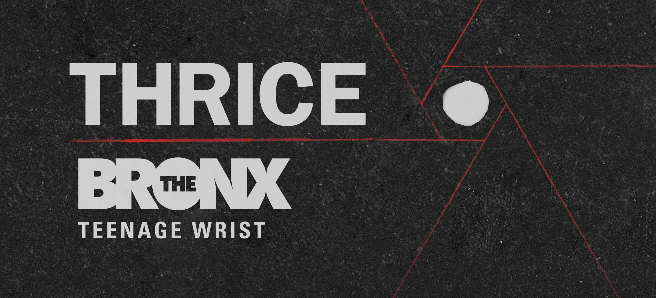 CONTEST: Thrice at The Rave