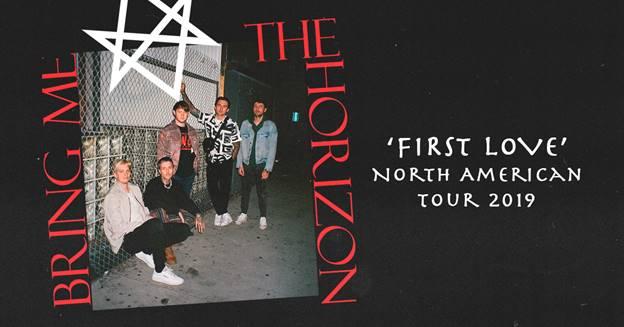 Bring Me The Horizon Announce New Album and U.S. Tour