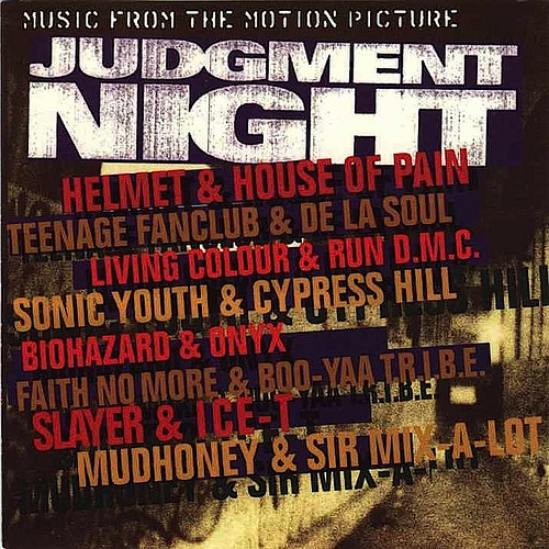 Rolling Stone Publishes the Oral History of the Judgement Night Soundtrack