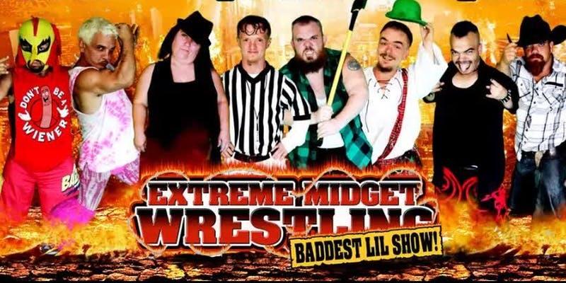CONTEST: Windigo Fest – Extreme Midget Wrestling