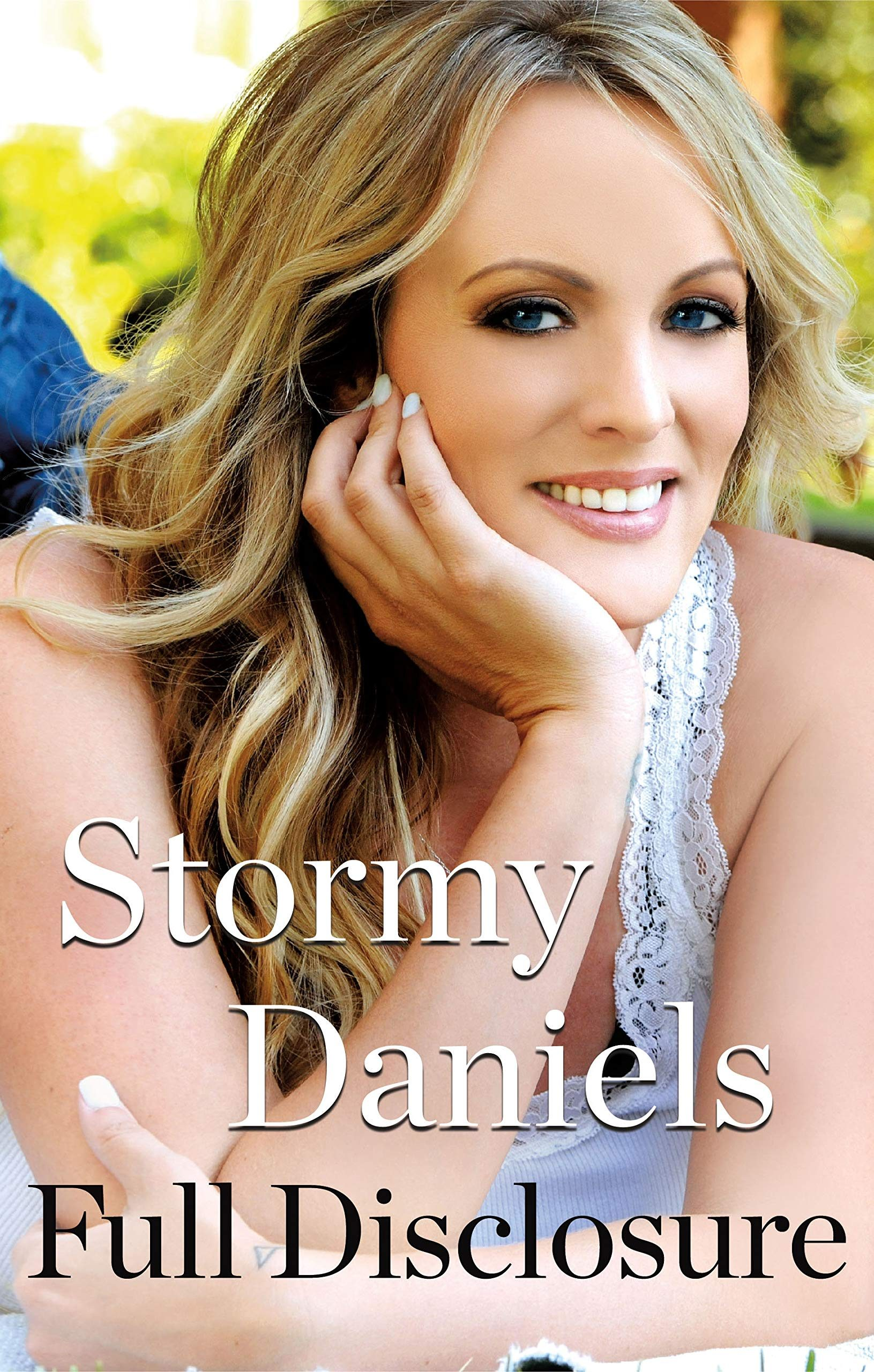 Stormy Daniels Is A Metalhead?