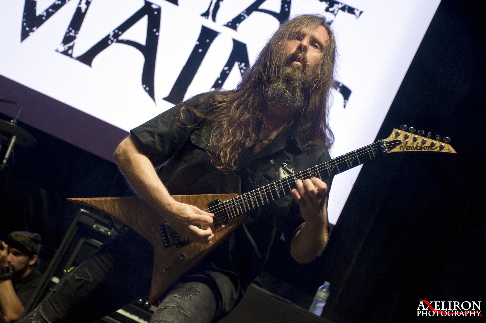 Late All That Remains Guitarist Oli Herbert Died of Drowning According to Toxicology Reports