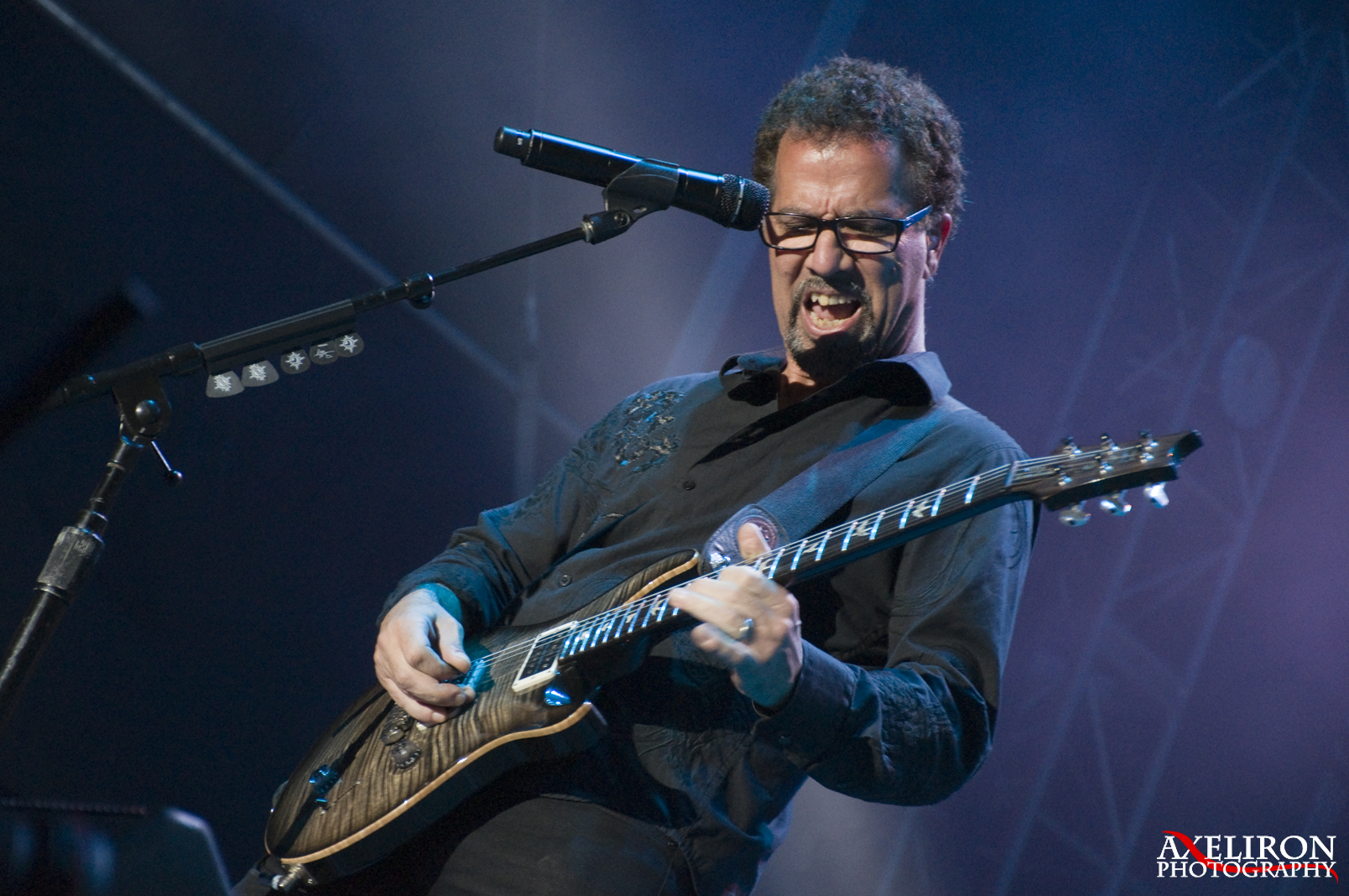 Godsmack Postpone Euro Tour Following Death of Guitarist's Son