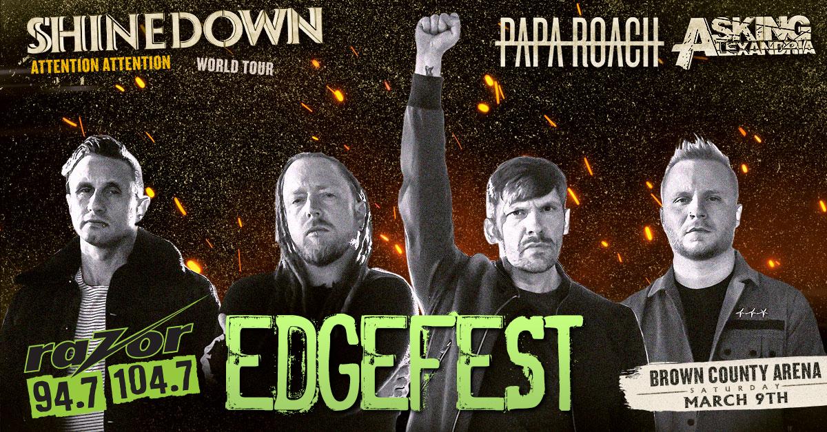 CONTEST: Razor Edgefest 2019 | Holiday Ticket Giveaway