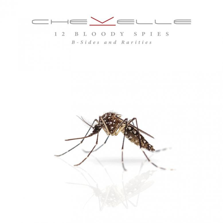 Chevelle Will Release Rarities Album, '12 Bloody Spies' This Friday
