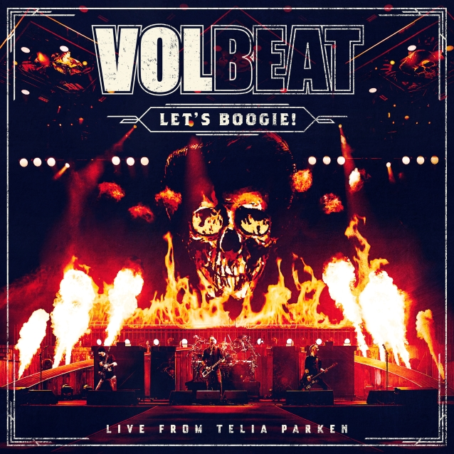 """Volbeat to Release """"Live From Talia Parken' In December"""