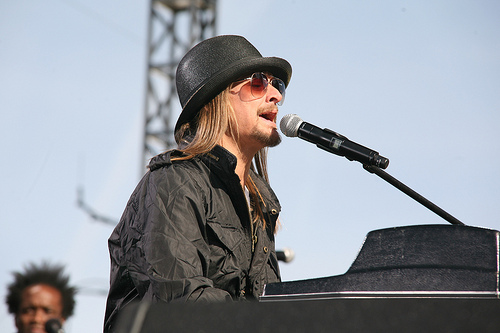 Federal Elections Commission Dismiss Case Against Kid Rock [VIDEO]