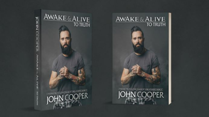 "Skillet's John Cooper Aims to Defend Biblical Truth Amid Cultural Chaos in New Book ""Awake and Alive to Truth: Finding Truth in the Chaos of a Relativistic World"""