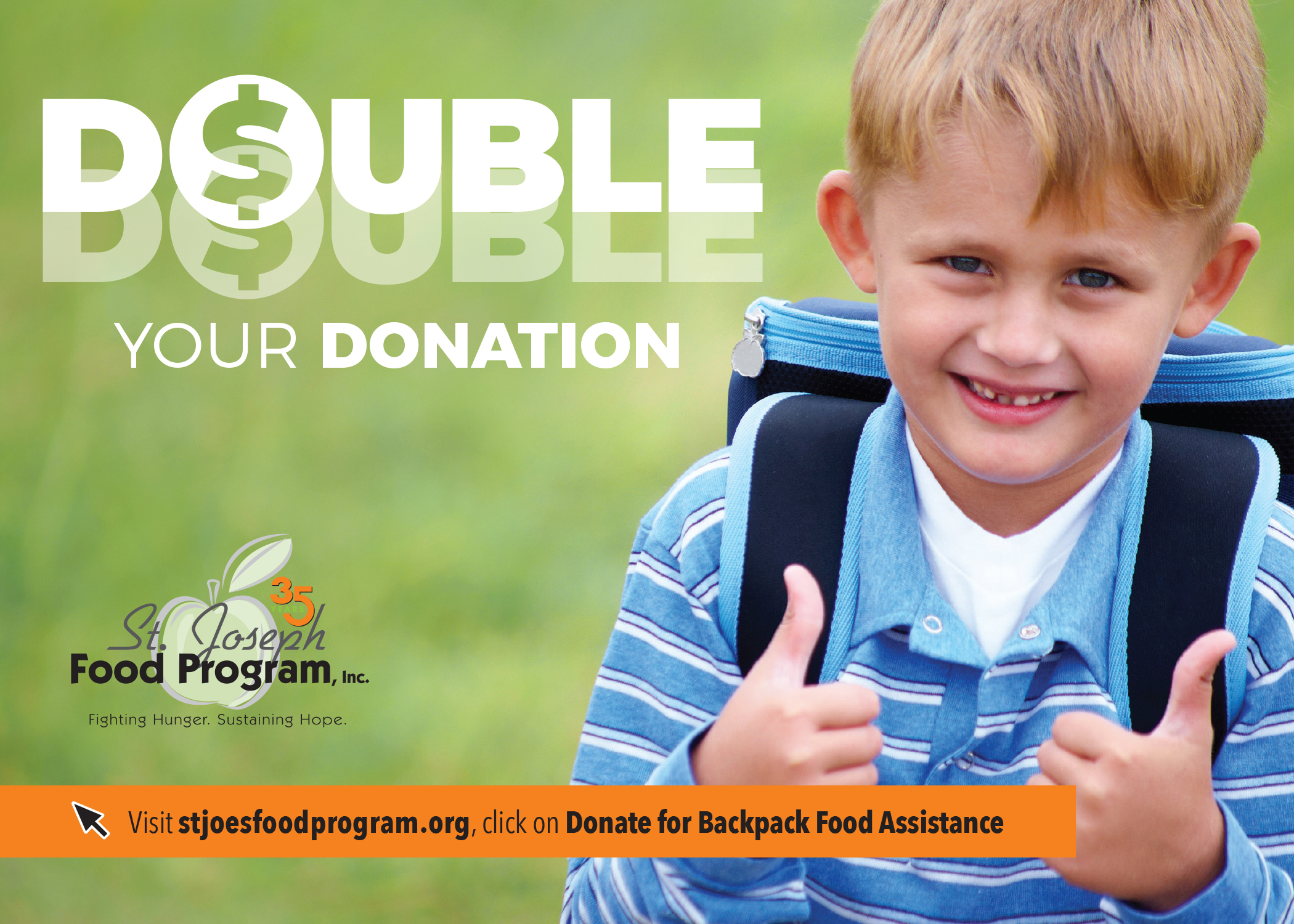 Cutting Edge Program For Children With >> Double Your Donation For St Joseph Food Program Razor 94 7 104 7