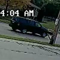 G.B. police look for car in armed robbery