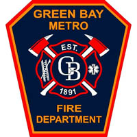 Home damaged by fire in G.B.