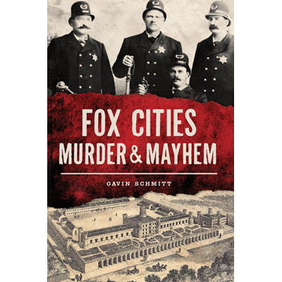 New book focuses on local 'Murder & Mayhem'