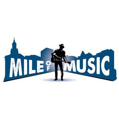 Nashville musician talks about Mile of Music