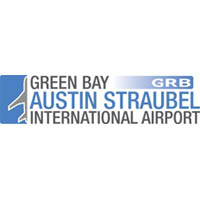Plane slides off runway at Austin Straubel