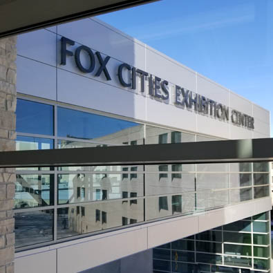 Fox Cities Exhibition Center officially opens
