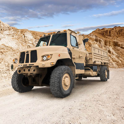 Oshkosh Corp. deal calls for revamping FMTV