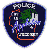 Appleton police look for driver damaging fields