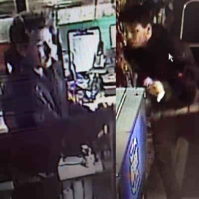 Appleton police look for gas station burglar